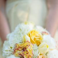 Flowers & Decor, white, yellow, Bride Bouquets, Flowers, Bouquet, Jen kevin