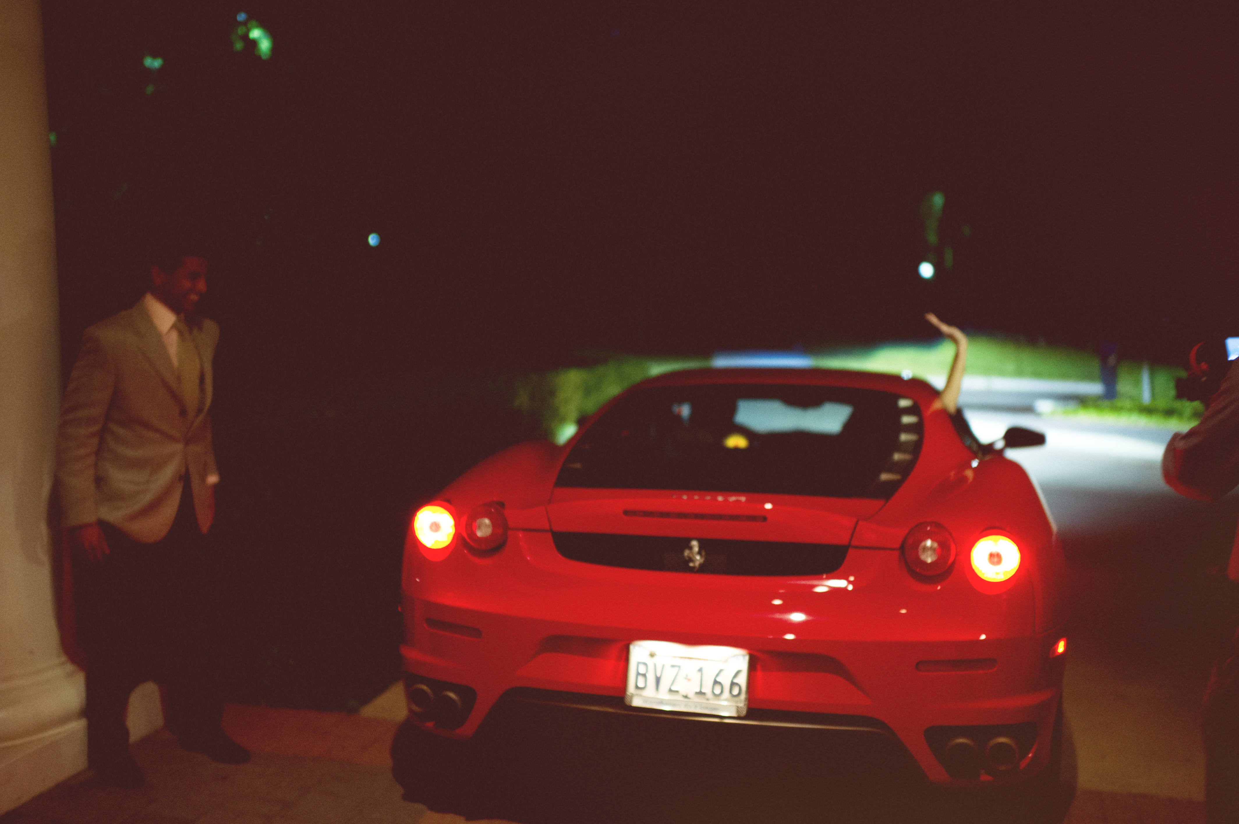 Car, Getaway, Ferrari, Jen kevin