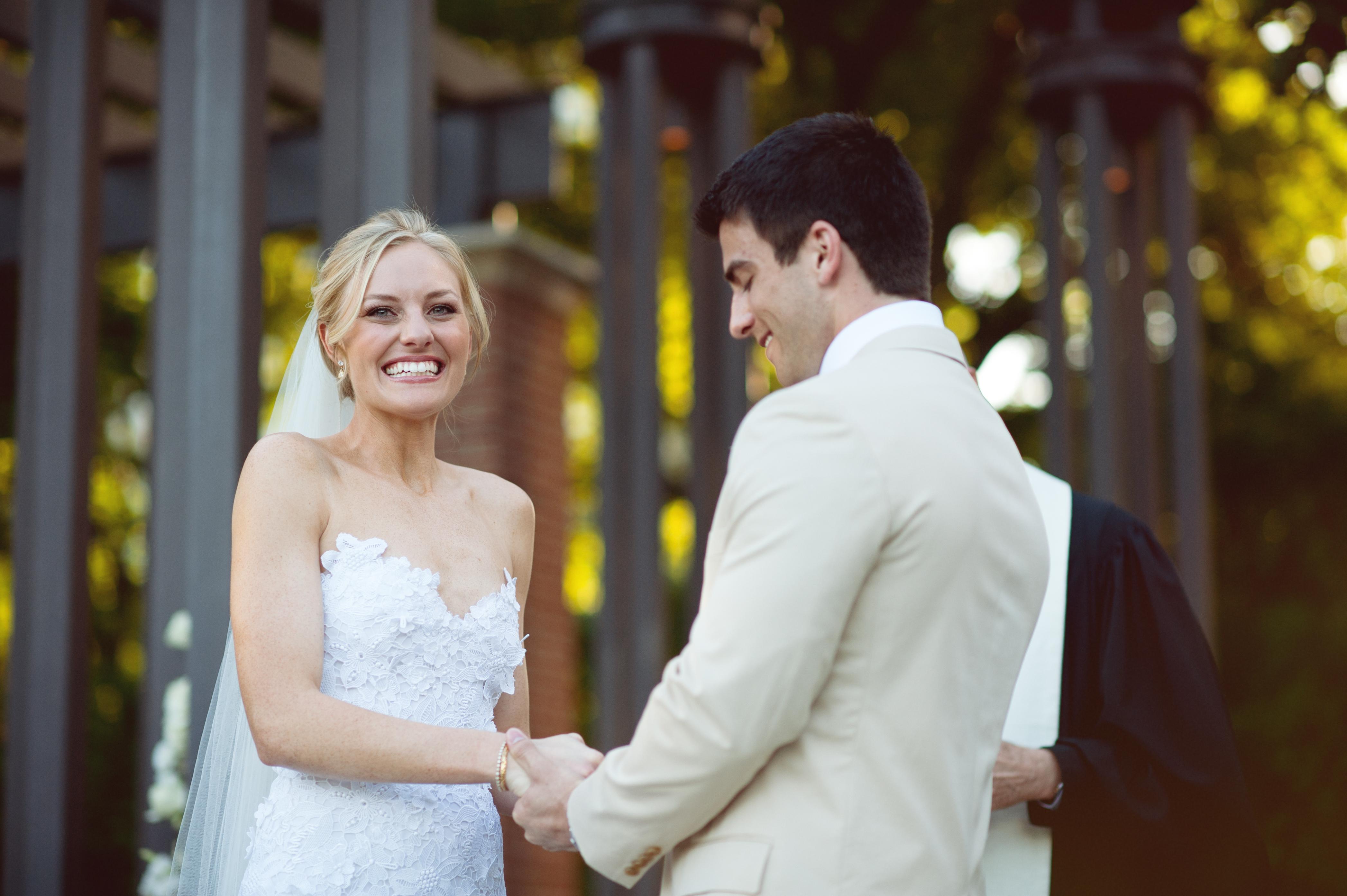 Ceremony, Flowers & Decor, Bride, Groom, Jen kevin