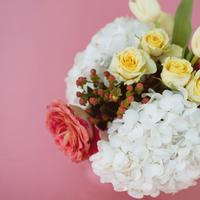 Flowers & Decor, white, yellow, Centerpieces, Flowers, Centerpiece, Jen kevin
