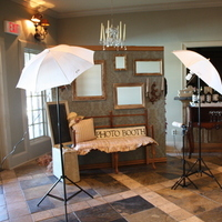 Reception, Flowers & Decor, white, Booth, Photo
