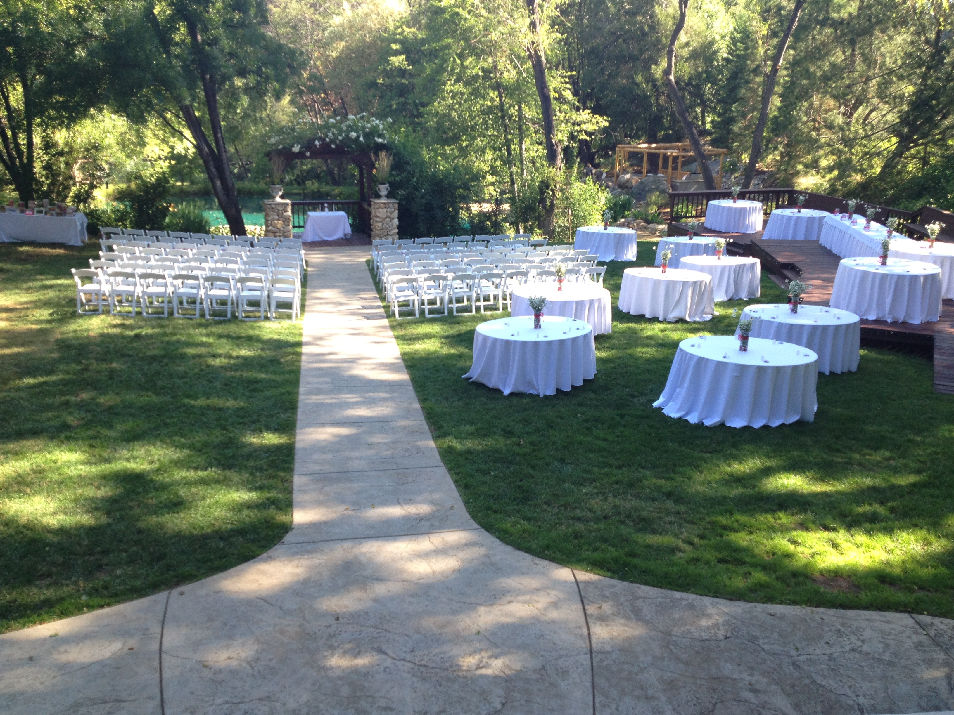 Ceremony, Reception, Flowers & Decor