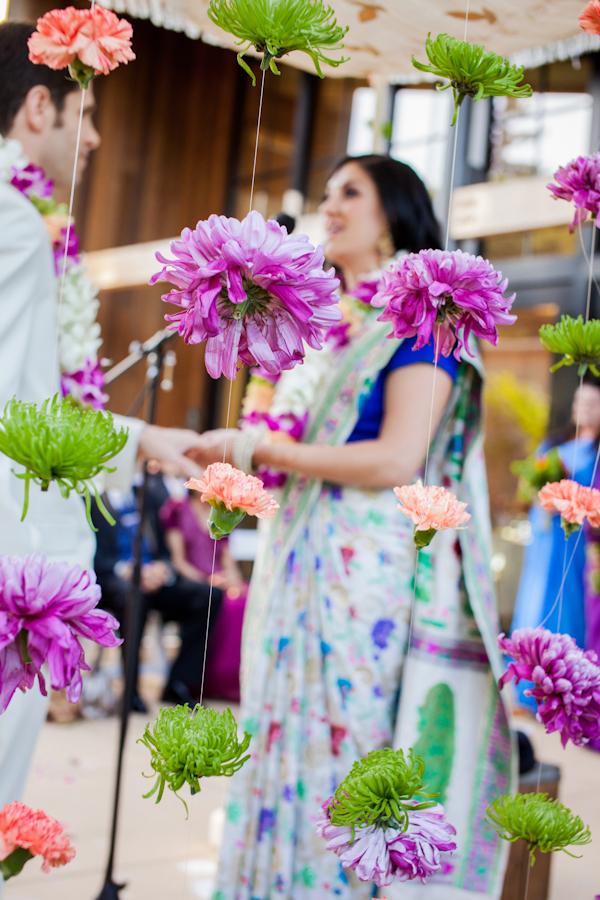 Ceremony, Flowers & Decor, Cultural, Ceremony Flowers, Flowers, Saree, Emily adam