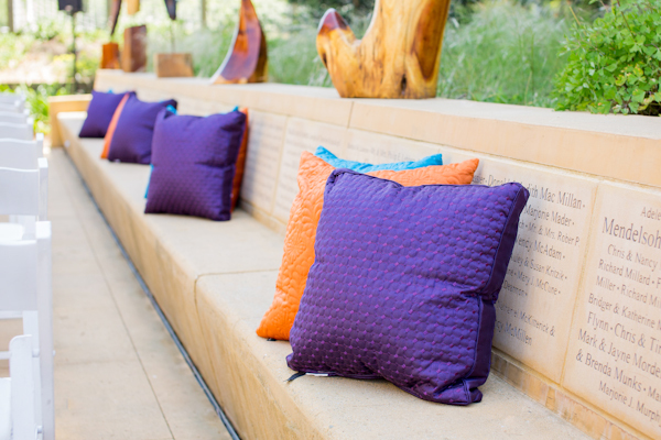 Colorful, Lounge, Pillows, Bench, Emily adam