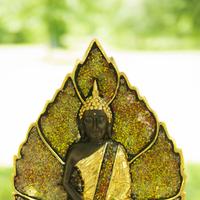 Reception, Flowers & Decor, gold, Altar, Buddhist, Buddha