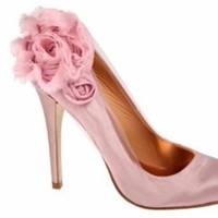 pink, Shoe