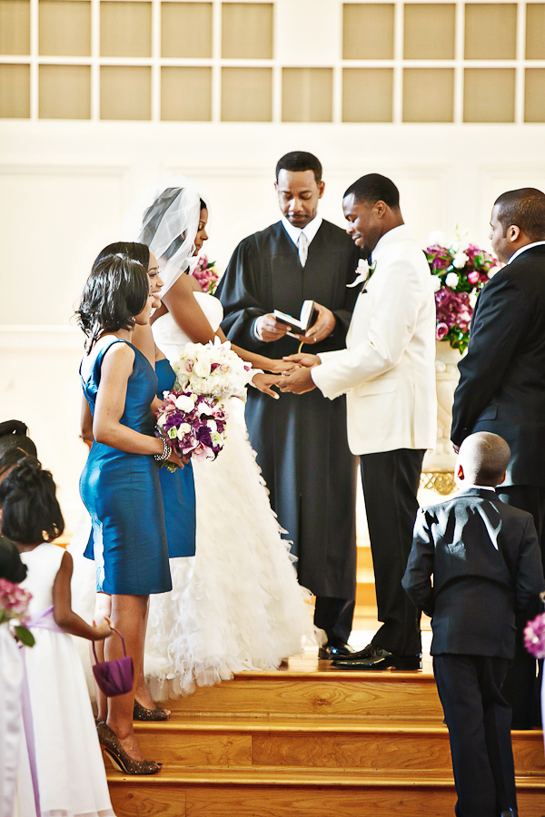 Bride, Groom, Party, Vows, Bridal, Officiant, Altar, Asha bryson
