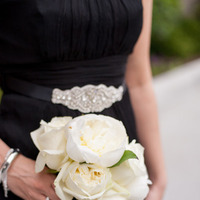 white, ivory, Bouquet, Bridesmaid, Elizabeth andrew