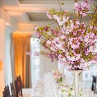 Flowers & Decor, Centerpieces, Flowers, Table, Scape, Elizabeth andrew