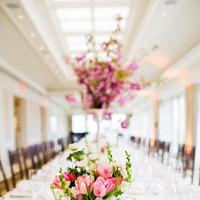 Flowers & Decor, Flowers, Table, Place, Setting, Elizabeth andrew