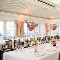 Reception, Flowers & Decor, Tables & Seating, Table, Chairs, Place, Settings, Elizabeth andrew