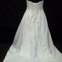 Wedding Dresses, Fashion, white, ivory, dress, Gown, Wedding, Plus