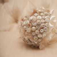 DIY, Flowers & Decor, white, Bride Bouquets, Accessories, Flowers, Bouquet