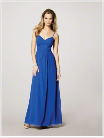Bridesmaids, Bridesmaids Dresses, Wedding Dresses, Fashion, blue, dress, Alfred, Angelo