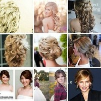 Beauty, Hair, Inspiration board