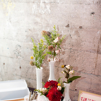 Reception, Flowers & Decor, red, green, Fun, Puzzle, Clara dave