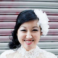 Beauty, Bride, Hair, Hairpiece, Smiles, Clara dave
