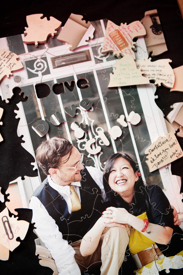 Guestbook, Fun, Couple, Cool, Puzzle, Clara dave