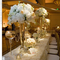 Reception, Flowers & Decor, white, Inspiration board