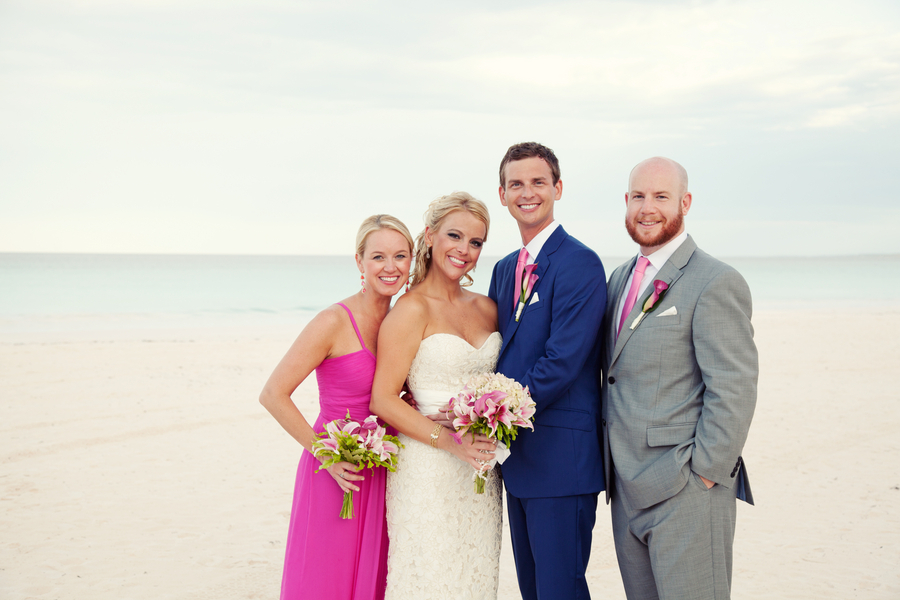 pink, blue, Beach, Party, Grey, Bridal, Kristin broen