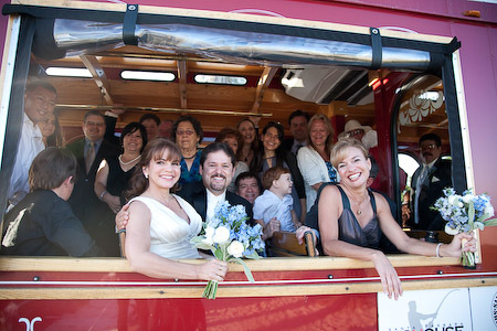 Reception, Flowers & Decor, Transportation