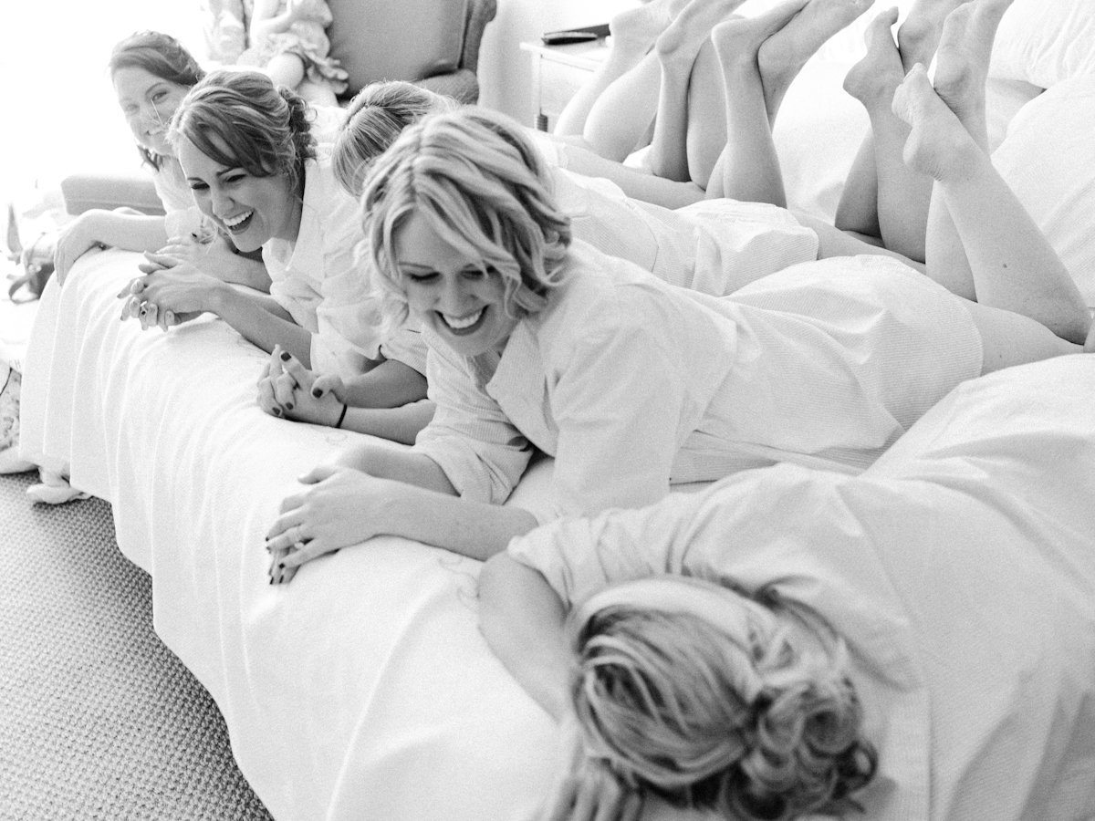Bridesmaids, Bridesmaids Dresses, Fashion, Before, Getting, Ready, Robyn, Robyn ben