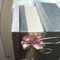 Reception, Flowers & Decor, Decor, pink, silver, Card box, Box, Inspiration board