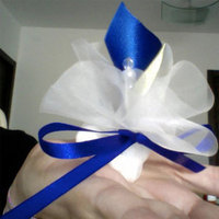 Favors & Gifts, white, blue, Favors