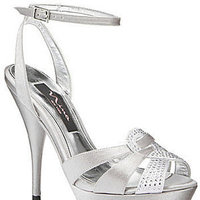 Bridesmaids, Bridesmaids Dresses, Shoes, Fashion, silver, Shoe