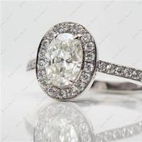 white, Ring, Engagement, Pave