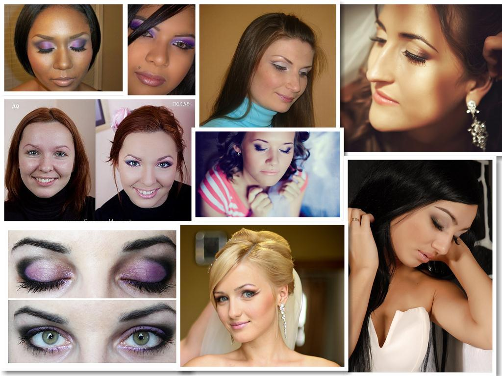 Beauty, Makeup, Inspiration board