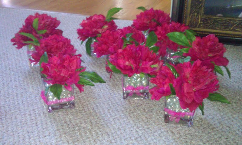 DIY, Flowers & Decor, Centerpieces, Flowers, Flora