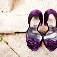 Flowers & Decor, Shoes, Fashion, purple, Flower, Pumps, Crystal wicksell