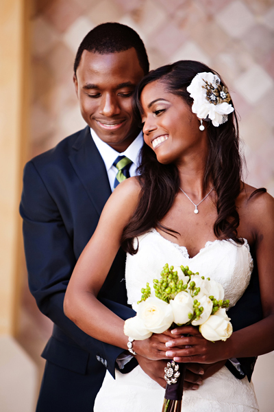 white, black, Bride, Bouquet, Groom, Portrait, Crystal wicksell