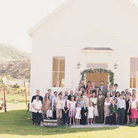 white, green, Vintage, Guests, Church, Picture, Small, Kiki dan