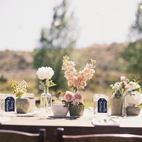Reception, Flowers & Decor, pink, green, brown, Vintage, Tables & Seating, Chairs, Décor, Kiki dan, Tabel