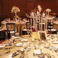 Reception, Flowers & Decor, silver, Centerpieces, Centerpiece, Tree, Crystal