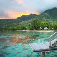 Destinations, South Pacific, Tahiti, Moorea