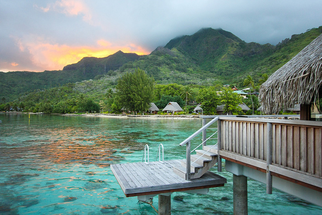 Tahiti, Moorea, Destinations, South Pacific