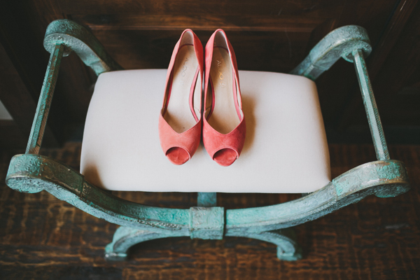 Shoes, Fashion, Bride, Wedding, Teal, Coral, Mint, Real, Rachel craig
