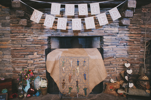 Flowers & Decor, Decor, Rustic, Wedding, Married, Just, Rachel craig