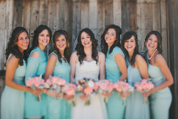 white, blue, Bride, Teal, Bouquets, Coral, Chapel, Mint, Rachel craig