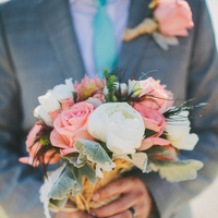 Fashion, blue, gray, Men's Formal Wear, Roses, Bouquet, Groom, Suit, Necktie, Rachel craig