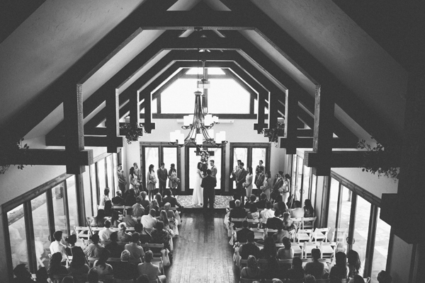 Ceremony, Flowers & Decor, white, black, And, Chapel, Rachel craig