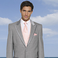 Fashion, gray, Men's Formal Wear, Tux