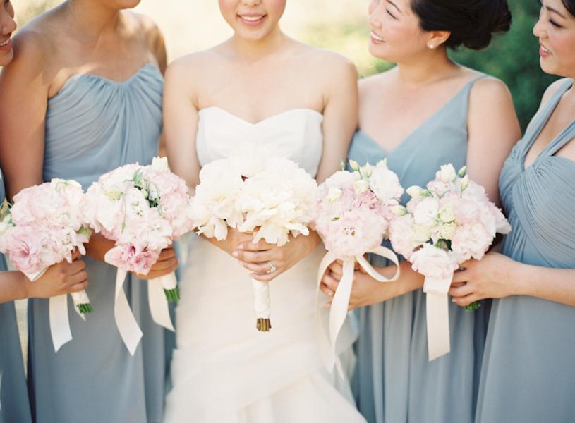 white, Bride, Roses, Bouquet, Ribbon, Peonies, Diana john, Diana j