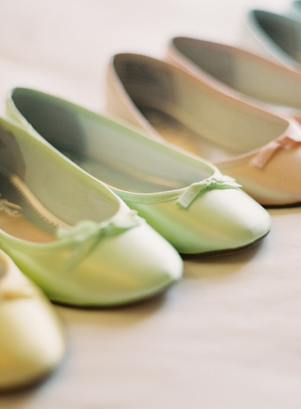 Bridesmaids, Bridesmaids Dresses, Fashion, Flats, Ballet, Pastel, Diana john, Diana j