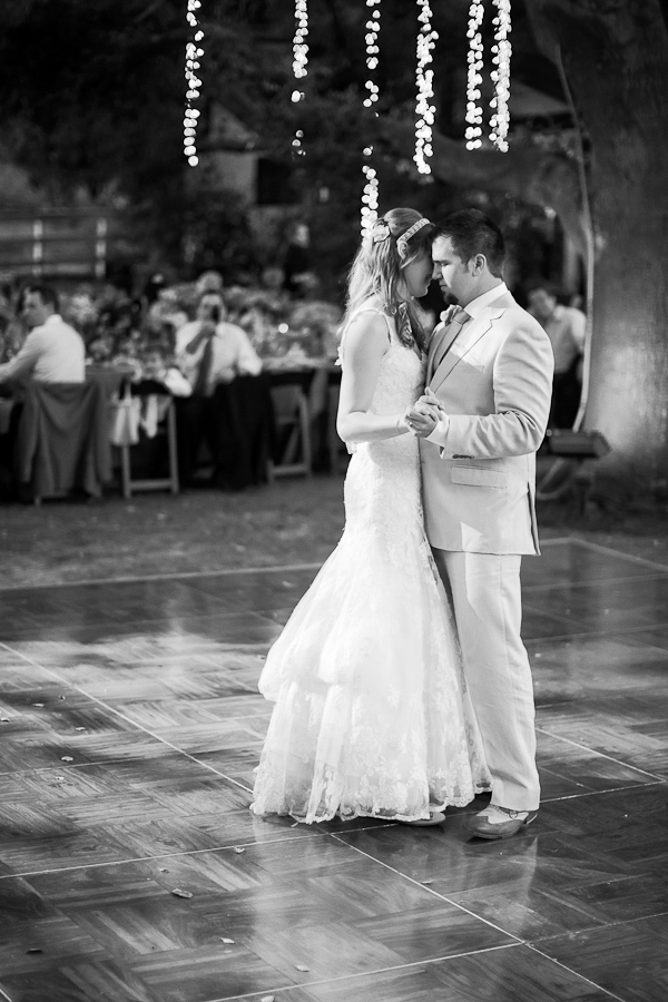 Reception, Flowers & Decor, white, black, Lighting, Dance, Wedding, Dancing, First, And, Danielle cody