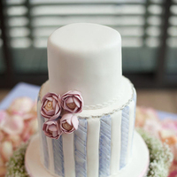 Reception, Flowers & Decor, Cakes, white, cake