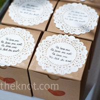Reception, Flowers & Decor, Favors & Gifts, white, Favors